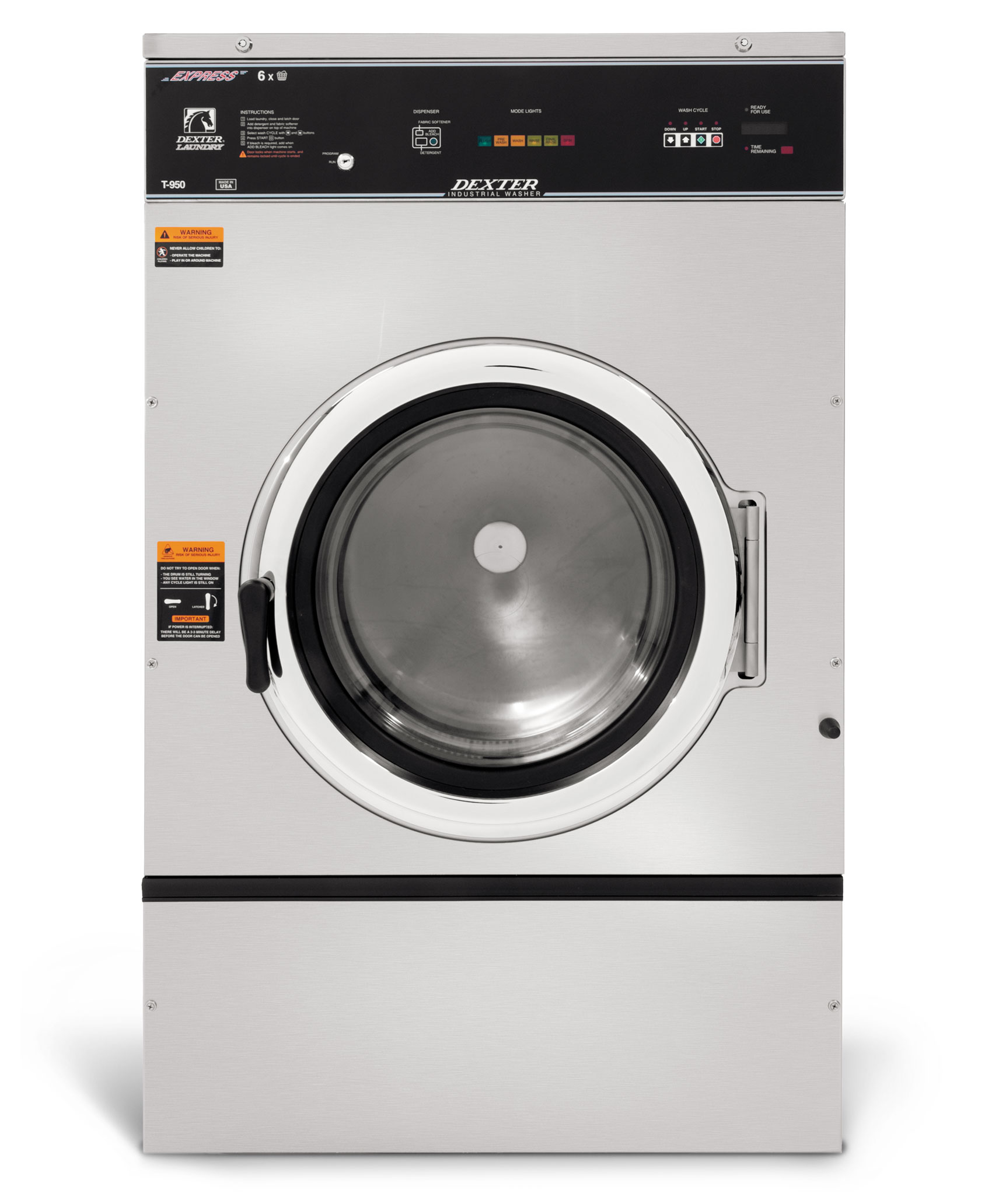 t-950-express-6-cycle-black-front