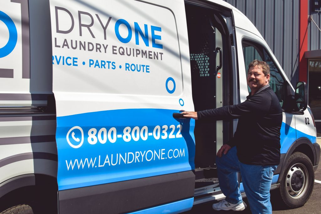 LaundryOne Headquarters